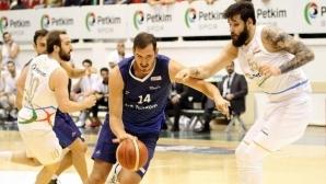 Калоян Иванов с 15 точки при нова загуба на Петким