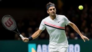 Маестро Федерер си свърши работата и стигна до сблъсъка Григор на финала