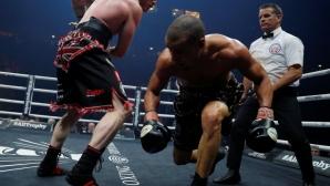 Гроувс: Ударите на Юбенк не ме нараниха