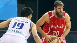 Двама български национали на финала за Купата на Македония