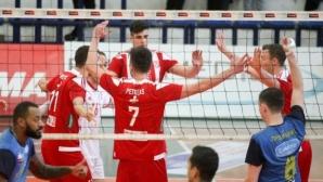 Силен Тодор Алексиев, Олимпиакос със 17 от 17 в Гърция