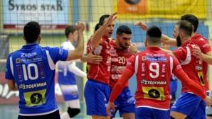 Боян Йорданов с 31 точки, Фойникас допусна 7-а загуба в Гърция (снимки)