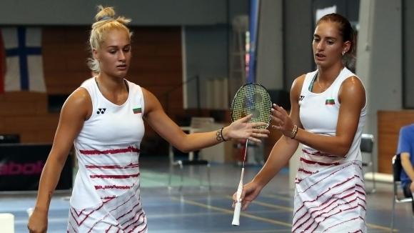 Сестри Стоеви се класираха за четвъртфиналите в Базел