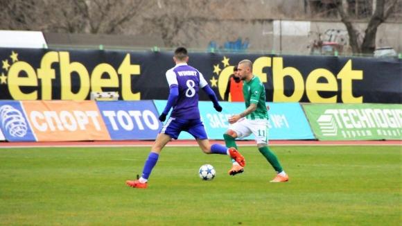 Бандаловски: Посвещавам гола си срещу Етър на Панов и Марков