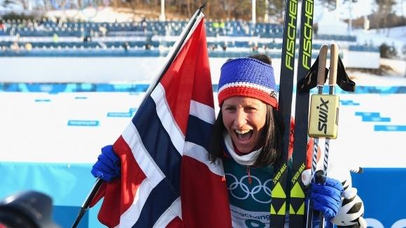 Марит Бьорген оглави вечната ранглиста по спечелени медали от олимпийски игри