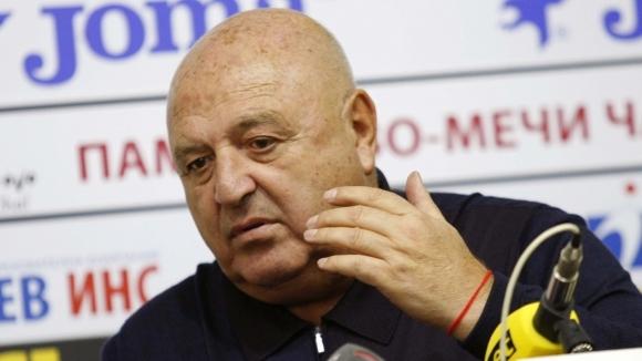Венци Стефанов: Противникът беше комплектован от Северна Африка и Балканите
