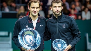 Григор се завърна на №4, Федерер отново на върха