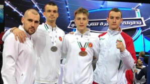 Далаклиев и Бинев с медали на турнир от G1 в ОАЕ