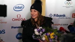 Сани Жекова: Два олимпийски финала не са малко в моя спорт (видео)