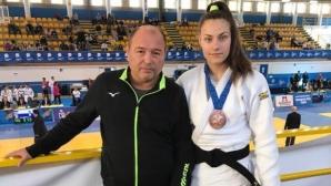 Нови отличия за младите български джудисти на европейската сцена
