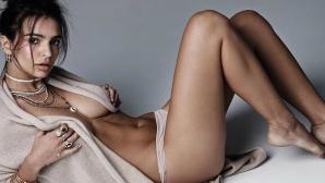 Емили Ратайковски: Чувствам се най-добре, когато съм гола (галерия)
