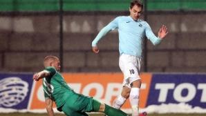 Васил Шопов: Трябваше да се представим по-добре