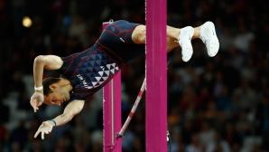 Лавийени и Майер повеждат Франция към медалите на СП в Бирмингам