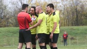 Скандал в Първомай! 10 играчи обвиниха ръководството в уреждане на мачове