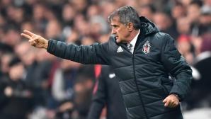 Шенол Гюнеш: След червения картон загубихме контрол над мача