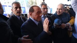 Берлускони: Обичам Милан, но няма да си го върна