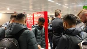 Лудогорец вече е в Милано