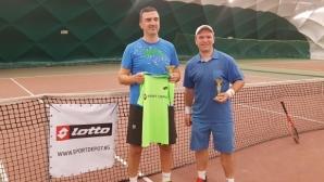 """Рекорден брой тенисисти в Първия вечерен турнир """"Лото"""" ИТН 500"""