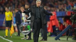 Манчестър Юнайтед си тръгна доволен от Севиля (видео + галерия)