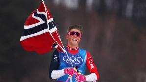 Йоханес Клаебо се отказа от ски-бягането на 50 километра класически стил