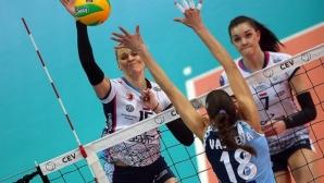 Ели Василева срази Страши Симеонова в Шампионската лига (видео + снимки)