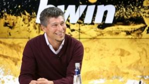 Красимир Балъков: Всеки мач за нас е финал