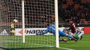 Анисе: Днес Милан игра по-добре отколкото в Разград