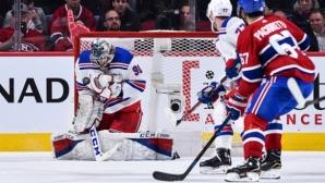 Георгиев след дебюта в НХЛ: Забавлявах се и имах усещането, че мога да играя дълги години на това ниво (видео)