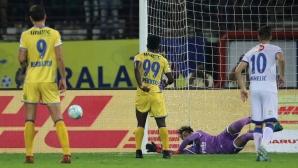 """Керала и Бербо изпуснаха """"златна"""" възможност"""