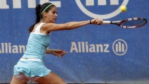 Шиникова загуби четвъртфиналния си сблъсък в Майорка