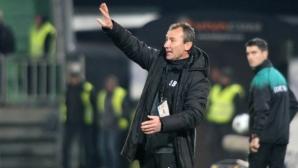 Стамен Белчев: Играхме неубедително и без самочувствие, всяка точка е важна, когато искаш да си шампион
