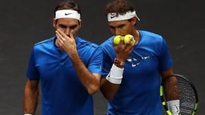 Точките, които Федерер и Надал имат да защитават през 2018 година