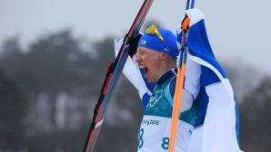 Нисканен спечели маратонската класика на 50 км (снимки)