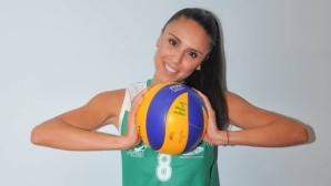 Меги Амиджинова – трудният път след волейбола