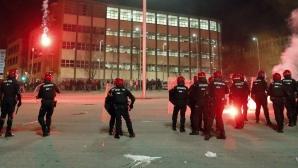 Спартак (М) обвини пресата и испанските ултраси за трагедията