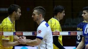 Мартин Иванов: Желанието ни за победа бе ключът към успеха