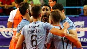 Розалин Пенчев и Боливар с победа в плейофите на Аржентина