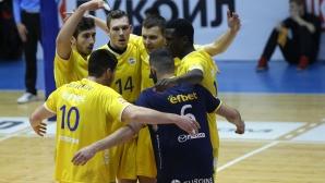 Георги Топалов: Завърнах се в България, за да помогна на отбора на Марек