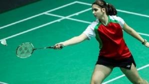 Мария Делчева спечели бронзов медал на турнир по бадминтон в Милано