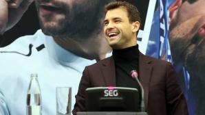 Димитров с поздрав към българите от Дубай (видео)