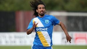 Уникално! 41-годишен футболист на Верея с голям шанс за участие на Световното