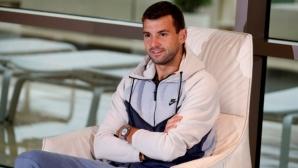 Григор Димитров: Още говоря носово, но съм дошъл да печеля