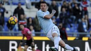 От Лацио признаха, че са отхвърлили оферта за 70 млн. за Милинкович-Савич