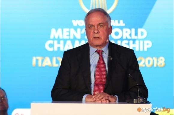 Мондиал 2018 - бенефис за Данчо Лазаров