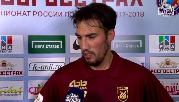 Първите думи на Попов след силния дебют и гола
