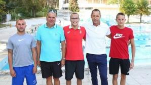 Йордан Янчев счупи 30-годишен рекорд в плуването