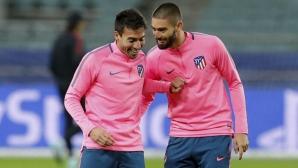 Официално: Атлетико Мадрид продаде двама за близо 50 млн. евро