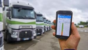 Renault Trucks въвежда мобилна версия на Optifleet