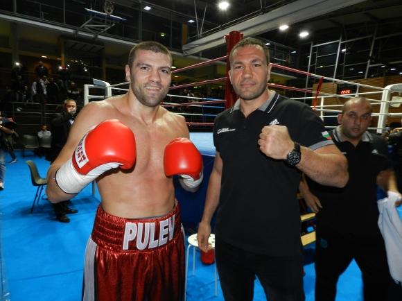 Тервел Пулев с девета победа на професионалния ринг (видео)