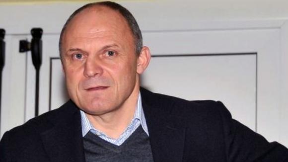 Виерховод: Делио Роси ще помогне за развитието на българския футбол